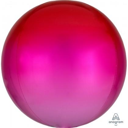 """G20 15"""" Ombré Orbz™ Red N Pink"""