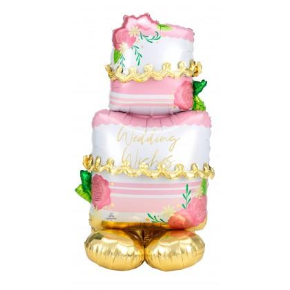 P70  Wedding Cake Large Airloonz