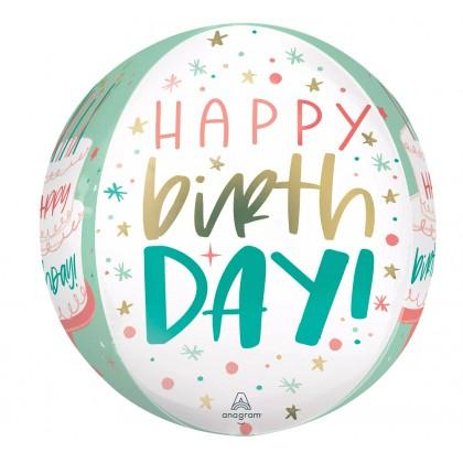 Happy Cake Day Orbz® XL™ G20