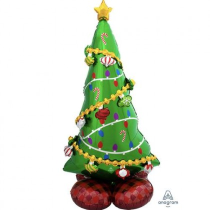 P70 ARLNZ LRG CI CHRISTMAS TREE