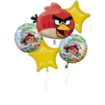 P75 Angry Birds Bouquet