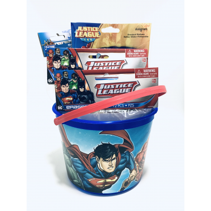 Justice League Gift Bucket