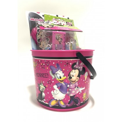Minnie Mouse Gift Bucket