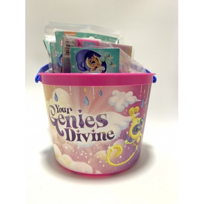 Shimmer and Shine Gift Bucket