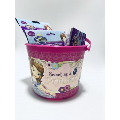 Sofia The First Gift Bucket