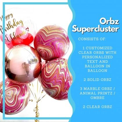 Orbz Supercluster