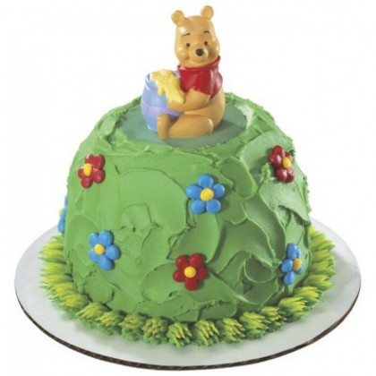 Winnie The Pooh Picnic Decoset Petite Sgn