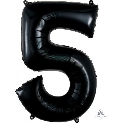 "P50 33"" (BLACK) Number 5 SuperShape™"