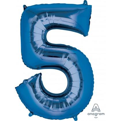 """P50 33"""" (BLUE) Number 5 SuperShape™"""