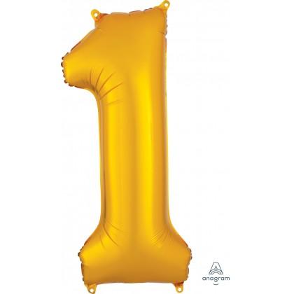"P50 34"" (GOLD) Number 1 SuperShape™"