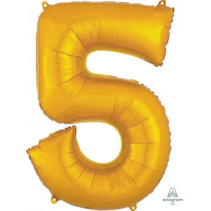 "P50 33"" (GOLD) Number 5 SuperShape™"