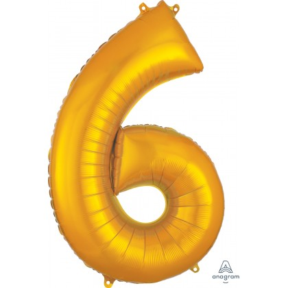 "P50 34"" (GOLD) Number 6 SuperShape™"