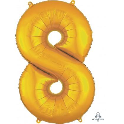 "P50 34"" (GOLD) Number 8 SuperShape™"