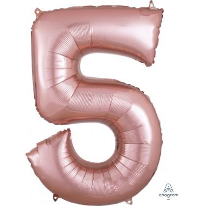 """P50 33"""" (ROSE GOLD) Number 5 SuperShape™"""