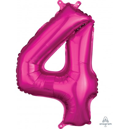 """40"""" Megaloon Pink No 4"""