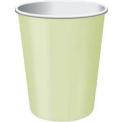 Paper Cup 9oz Leaf Green