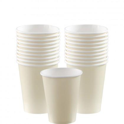 Paper Cup 9oz Vanilla Creme