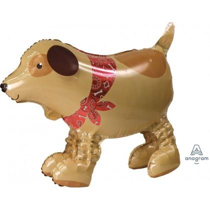 """P50 18"""" Adorable Doggy AWK® Balloon Buddies"""