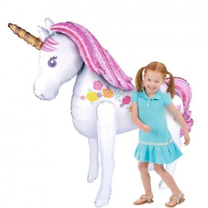 "P93 46"" Magical Unicorn AirWalkers®"
