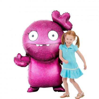 """P93 45"""" Ugly Dolls Moxy AirWalkers® Foil Balloon"""