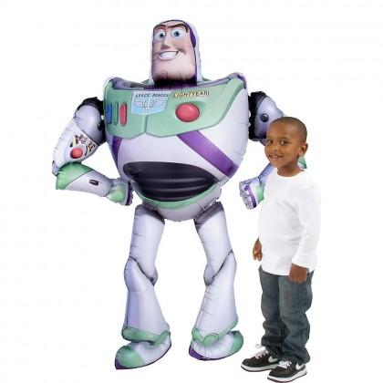 "P93 53"" Toy Story 4 Buzz Lightyear AirWalkers® Foil Balloon"