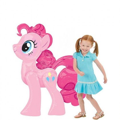 "P93 47"" My Little Pony Pinkie Pie AirWalkers® Foil Balloon"