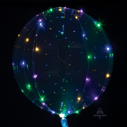 P45  Crystal Clearz™ Multi-Color Lights