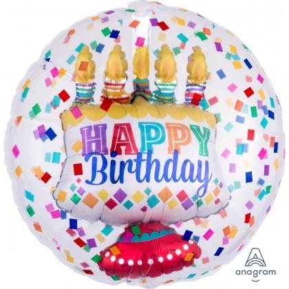 """P60 24"""" Happy Birthday Insider™"""