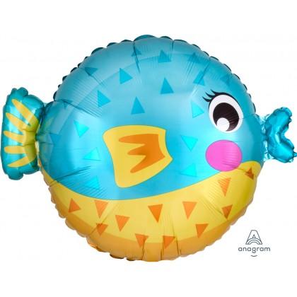 "S50 17"" Puffer Fish Junior Shape XL®"