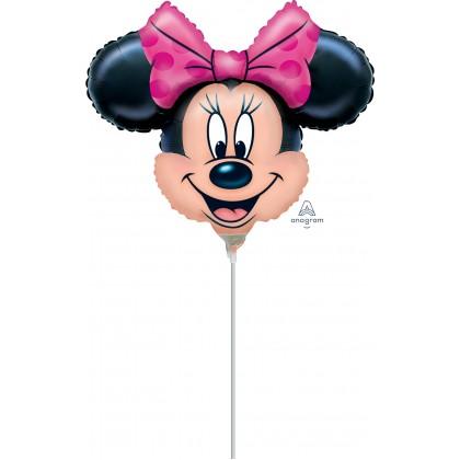 """A30 14"""" Mini-Shape Minnie Mouse"""
