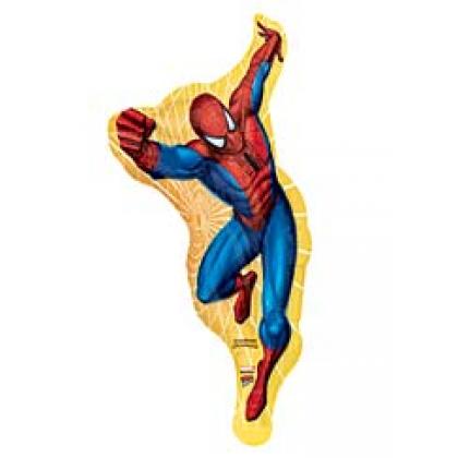 """A30 14"""" Mini-Shape Spiderman"""