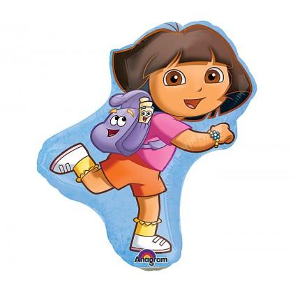 """A30 14"""" Mini-Shape Dora The Explorer"""