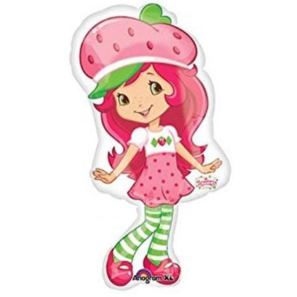 "A30 14"" Mini-Shape Strawberry Shortcake"