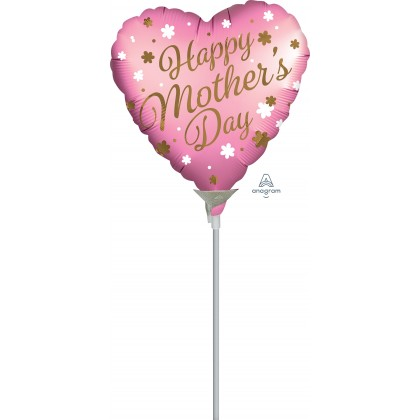 "A15 9"" Satin Infused Mother s Day Mini Shape"