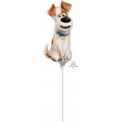 """A30 14"""" Secret Life Of Pets Max Mini Shape"""