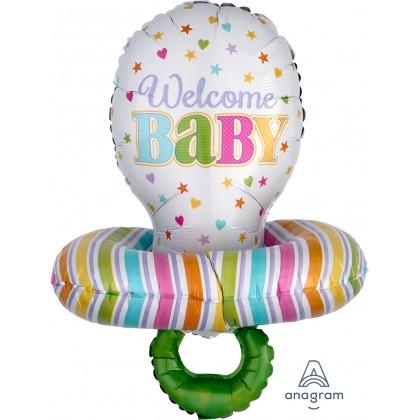"P55 29"" Baby Pacifier Multi-Balloon XL®"