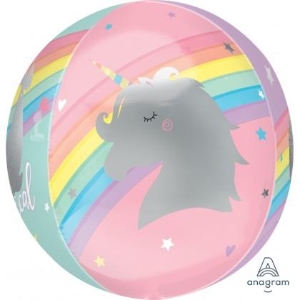"""G20 16"""" Orbz Magical Rainbow"""