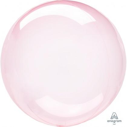 """S40 15"""" Crystal Clearz™ Dark Pink Orbz™ XL®"""
