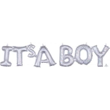 G20 (Silver Holo) Block Phrase : It's A Boy
