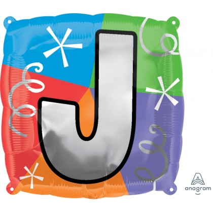 "S30 18"" Letter J Quad Standard XL®"