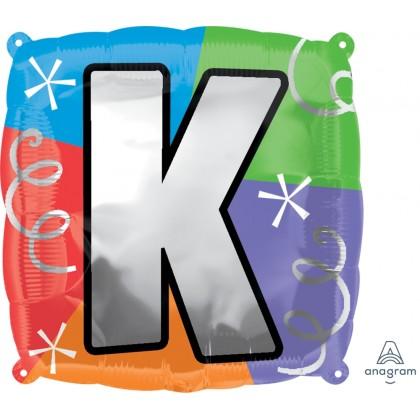 "S30 18"" Letter K Quad Standard XL®"