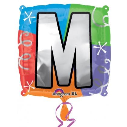 """S30 18"""" Letter M Quad Standard XL®"""