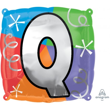 "S30 18"" Letter Q Quad Standard XL®"