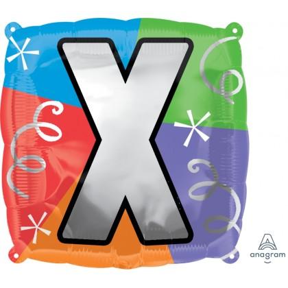 "S30 18"" Letter X Quad Standard XL®"