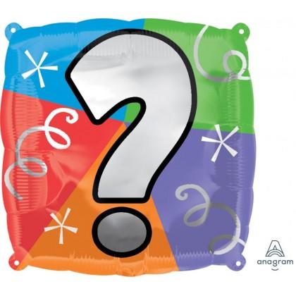 """S30 18"""" Question Mark Standard XL®"""