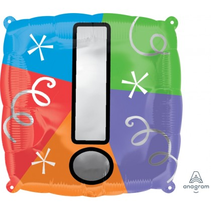 """S30 18"""" Exclamation Point Standard XL®"""