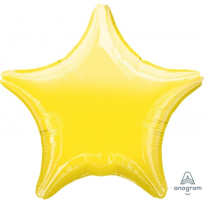 "S15 19"" Metallic Yellow Standard Star XL®"