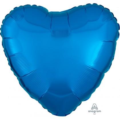 """S15 17"""" Metallic Blue Standard Heart XL®"""