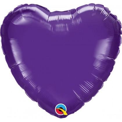 """Q 18"""" Quartz Purple"""