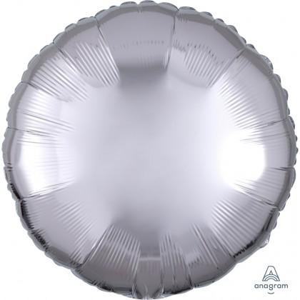 "S15 17"" Metallic Silver Standard Circle XL®"